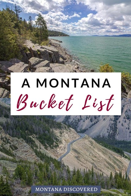 This Montana bucket list is written by locals and has all the best things to do in Montana, with winter sports, outdoor activities, food, culture, and more. From Glacier National Park to Bighorn Canyon to Flathead Lake, it covers all the top places to go in Montana and what to do there. Use it to plan your Big Sky road trip! #montana