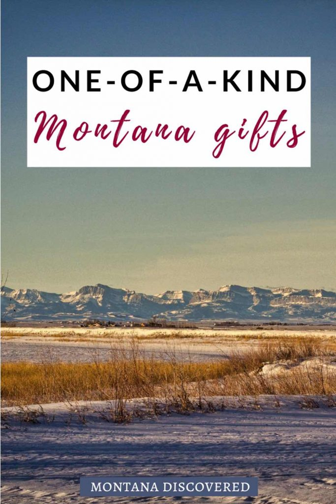 Next time you're doing you're holiday shopping, check out some local businesses - like these shops and small companies from across Montana. From food and drinks to art and decor, these one-of-a-kind Montana gifts will impress anyone on your shopping list. #montana #holidayshopping #gifts #smallbusinesses
